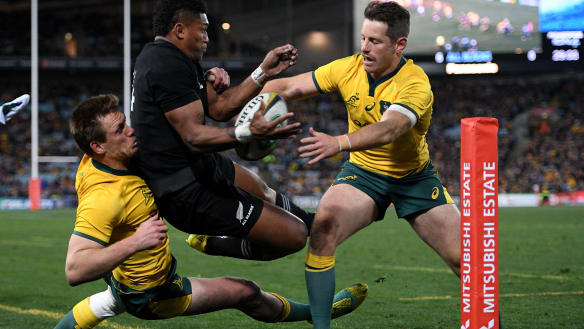 Folau's likely replacement identifies where Wallabies went wrong