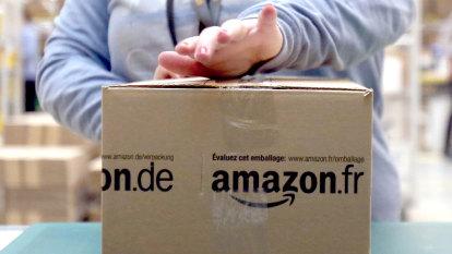 Amazon is borrowing $23.6 billion of more cash it doesn't need