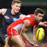 On the road: State governments involved in Swans, GWS exit plan