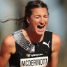 McDermott jumps into medal contention for Tokyo