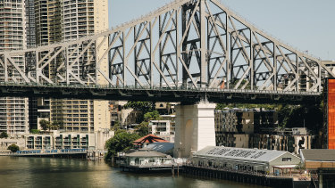 Howard Smith Wharves is a step closer to having its own CityCat terminal.