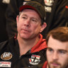 Saints leave Brett Ratten to get on with the job
