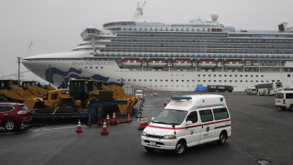 Rescue mission for Australians stranded on Diamond Princess by virus