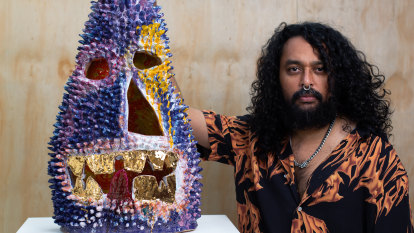 What's the most colourful art in town? First stops on a gallery crawl