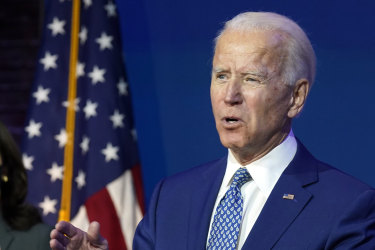 Joe Biden will face a number of challenges to get the US economy back on track.