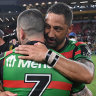 'I finish on my terms': Tearful Benji thanks Bennett as he farewells rugby league