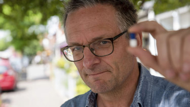 Michael Mosley: Addicted to Painkillers