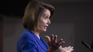 Speaker of the House Nancy Pelosi said there would be no border wall money in the bipartisan negotiations.