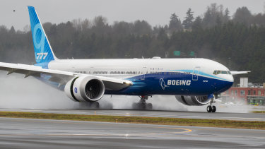 The new 777X won't carry passengers until 2022 instead of next year.