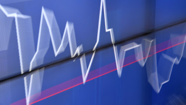 The ASX has suffered heavy losses