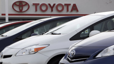 Toyota owners can have the software reprogrammed for free at dealerships.