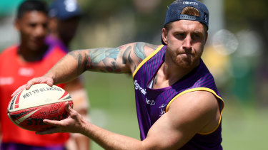 Cameron Munster has spent the off-season refining his craft.