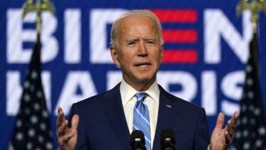 The Democrats' great hope: Joe Biden.
