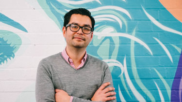 Alan Tsen is the chair of Fintech Australia.