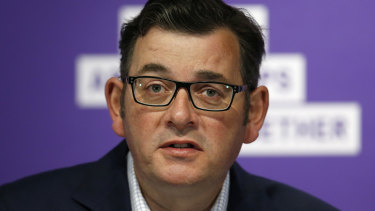 Daniel Andrews is arguably this tale's main character.