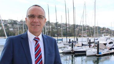 Mixed messages: Sailing Australia CEO is disappointed his sport has not received all the money he said it was promised.