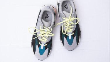 Adidas Yeezy Boost 700 sneakers, $665.