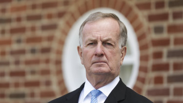 United States ambassador to Australia Arthur Culvahouse jnr.