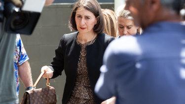Premier Gladys Berejiklian faces a tough task to win the upcoming election.