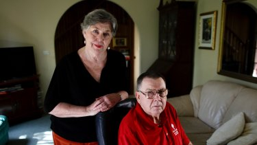 Lyn and Don Maciver are not living the retirement they had envisioned