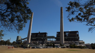 AGL's Liddell power station in the Hunter Valley will close in 2022.
