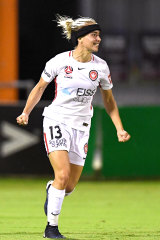 Georgia Yeoman-Dale hasn't played for the Matildas since 2017.