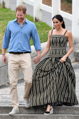 Wedge espadrilles from Spanish label Castañer, as worn on Bondi Beach in 2018 by Meghan Markle, have been a bestseller for years.
