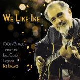 We Like Ike (Isaacs) album cover.