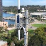 A LoRaWAN atop a Perth CBD building.