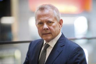 NAB chairman Phil Chronican: