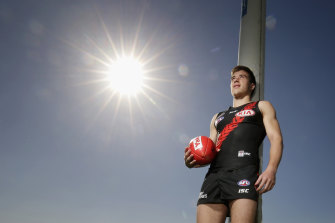 Zach Merrett could be out the door next year if Essendon don't make a change, says club great Matthew Lloyd.