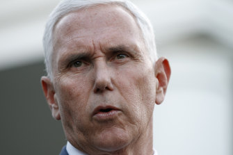 US Vice-President Mike Pence will attempt to mediate a ceasefire.