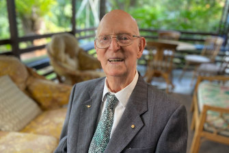John O'Hagan has lived with prostate cancer for 40 years, and is very excited by the new insight from QIMR researchers.
