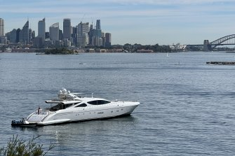 Anthony Medich has taken delivery of a new Mangusta super yacht.