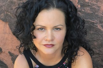 Author Jeanine Cummins.