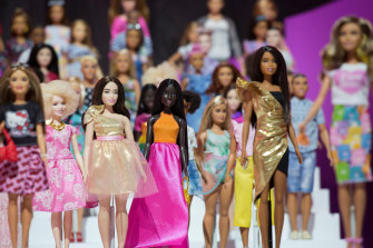 Mattel's revamp of its Barbie products is paying off.