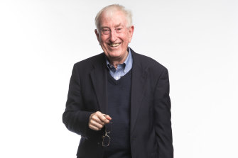 Australian scientist and Nobel Prize winner Peter Doherty.