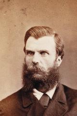 Andrew George Scott, alias Captain Moonlite c.1879.