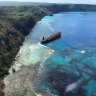 Australia lashes neglect over oil spill 'disaster' near Solomon Islands