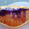 Mystery of Queensland's purple-hued oranges finally solved