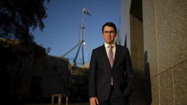Labor MP Patrick Gorman wants to take federal Parliament on the road.