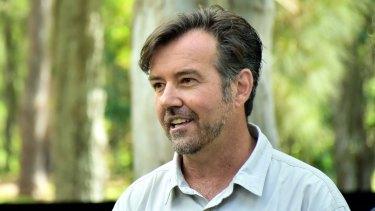 Dreamworld's Wildlife Sciences general manager Al Mucci.