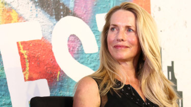 Laurene Powell Jobs is making her own mark in Silicon Valley.