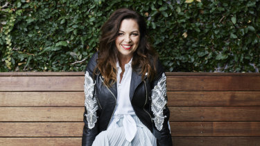 Jane Kennedy, with radio co-host Mick Molloy, has a national radio audience of more than  1 million.