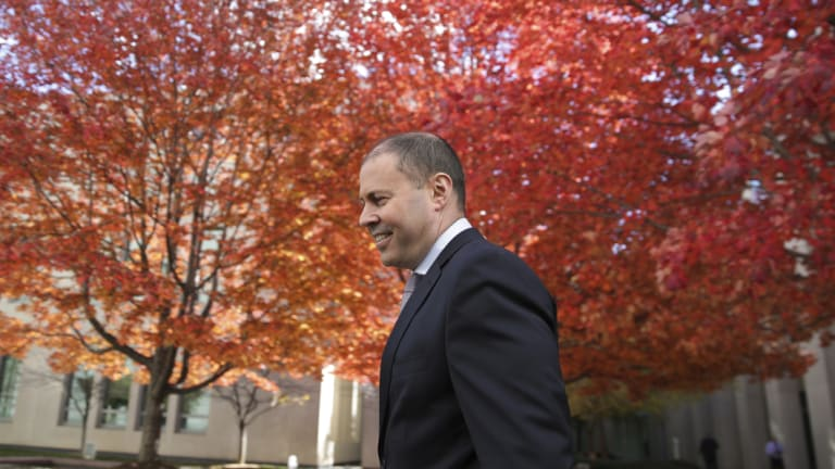 Disappointed by AGL's decision: Minister for Environment and Energy Josh Frydenberg.