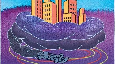A Jim Pavlidis illustration.