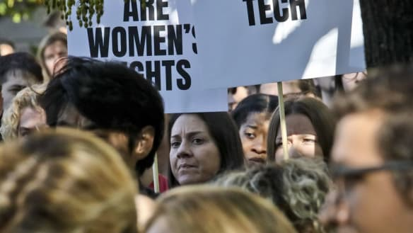 Google changes policies on sexual misconduct after protests