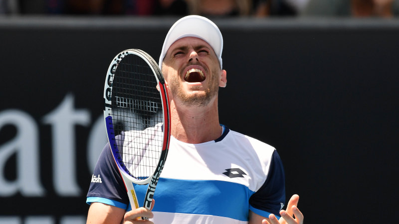 'A massive ask': Millman questions plans to stage US Open in August