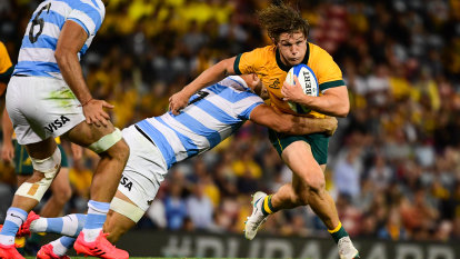 Tight Five: In Test rugby, you should always take the points
