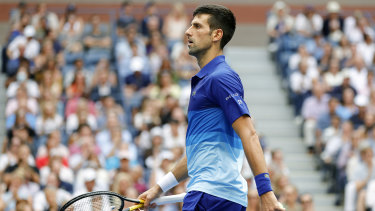 Novak Djokovic will not reveal whether he is vaccinated against COVID-19.